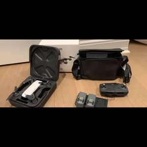 DJI Spark Combo- With Memory Card